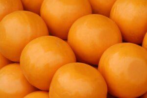 Bolas de Queso Cheddar